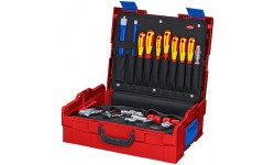 KNIPEX L-BOXX® Сантехника 52 предмета KNIPEX 00 21 19LBS