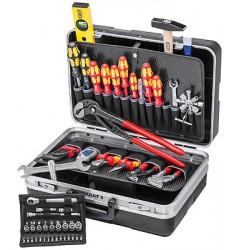 Чемодан для инструментов, сантехнический KNIPEX 00 21 21HKS, KN-002121HKS, 85999 руб., KN-002121HKS, KNIPEX, Наборы инструментов и комплектующих