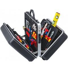 """Инструментальный чемодан """"BIG Twin"""" Elektro KNIPEX 00 21 40, KN-002140, 118560 руб., KN-002140, , Наборы инструментов и комплектующих"""
