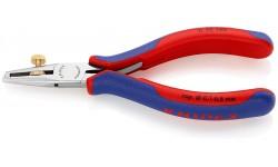 фото Стриппер для электроники KNIPEX 11 92 140, полированный, 0,1-0,8 мм² KN-1192140 (KN-1192140])