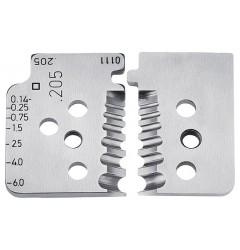Комплект запасных ножей 12 19 06 для инструмента 12 12 06, KN-121906, 6532 руб., KN-121906, KNIPEX, Сменные ножи и запасные части