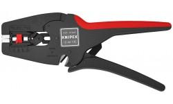фото KNIPEX MultiStrip 10 автоматический стрипер 195 mm KNIPEX 12 42 195SB (KN-1242195SB])