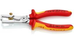фото KNIPEX StriX хромированный 180 mm KNIPEX 13 66 180SB (KN-1366180SB])