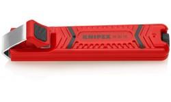 фото Стриппер KNIPEX 16 20 16 SB, для круглых кабелей Ø 4.0 - 16.0 мм KN-162016SB (KN-162016SB])