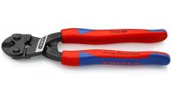 Болторез KNIPEX 71 02 200 CoBolt, двухкомпонентные чехлы, 200 мм KN-7102200, KN-7102200, 5131 руб., KN-7102200, KNIPEX, Кусачки KNIPEX