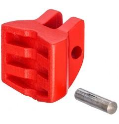 Сменная нажимная губка для 91 13 250 KNIPEX 91 19 25001, KN-911925001, 880 руб., KN-911925001, KNIPEX, Специальные клещи и инструменты