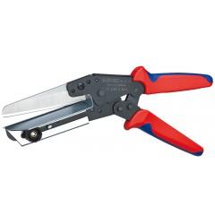 Ножницы для пластмассы 95 02 21, KN-950221, 12777 руб., KN-950221, KNIPEX, Ножницы для резки кабеля , проволочных тросов, пластмассы и др.