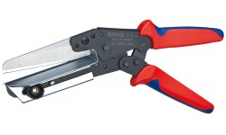 Ножницы для пластмассы 95 02 21, KN-950221, 13690 руб., KN-950221, KNIPEX, Ножницы для резки кабеля , проволочных тросов, пластмассы и др.