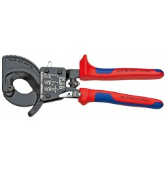 Резак для кабелей 95 31 250, KN-9531250, 22769 руб., KN-9531250, KNIPEX, Ножницы для резки кабеля , проволочных тросов, пластмассы и др.