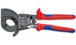 Резак для кабелей 95 31 250, KN-9531250, 24396 руб., KN-9531250, KNIPEX, Ножницы для резки кабеля , проволочных тросов, пластмассы и др.
