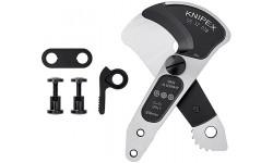 Запасная ножевая головка для 95 32038 KNIPEX 95 39 038, KN-9539038, 16877 руб., KN-9539038, KNIPEX, Ножницы для резки кабеля , проволочных тросов, пластмассы и др.