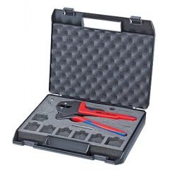 Инструмент для опрессовки системный 97 43 200, KN-9743200, 16672 руб., KN-9743200, KNIPEX, Обжимники