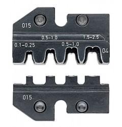 Матрицы опрессовочные и направляющие, для системных опрессовочных инструментов, KN-974904, 8641 руб., KN-974904, KNIPEX, Обжимники