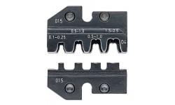 Матрицы опрессовочные и направляющие, для системных опрессовочных инструментов, KN-974904, 10027 руб., KN-974904, KNIPEX, Обжимники