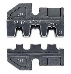 Матрицы опрессовочные и направляющие, для системных опрессовочных инструментов, KN-974905, 8282 руб., KN-974905, KNIPEX, Обжимники