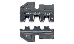 Матрицы опрессовочные и направляющие, для системных опрессовочных инструментов, KN-974905, 9608 руб., KN-974905, KNIPEX, Обжимники