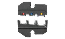 Матрицы опрессовочные и направляющие, для системных опрессовочных инструментов, KN-974906, 7661 руб., KN-974906, KNIPEX, Обжимники