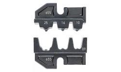 Матрицы опрессовочные и направляющие, для системных опрессовочных инструментов, KN-974909, 7422 руб., KN-974909, KNIPEX, Обжимники