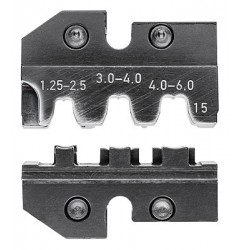 Матрицы опрессовочные и направляющие, для системных опрессовочных инструментов, KN-974915, 22388 руб., KN-974915, KNIPEX, Обжимники