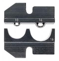 Матрицы опрессовочные и направляющие, для системных опрессовочных инструментов, KN-974916, 6950 руб., KN-974916, KNIPEX, Обжимники