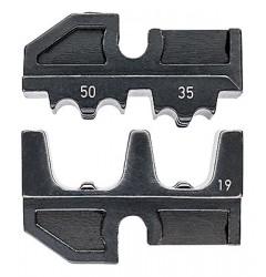 Матрицы опрессовочные и направляющие, для системных опрессовочных инструментов, KN-974919, 10726 руб., KN-974919, KNIPEX, Обжимники