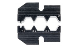 Матрицы опрессовочные и направляющие, для системных опрессовочных инструментов, KN-974920, 20018 руб., KN-974920, KNIPEX, Обжимники