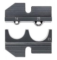 Матрицы опрессовочные и направляющие, для системных опрессовочных инструментов, KN-974923, 6783 руб., KN-974923, KNIPEX, Обжимники