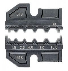 Матрицы опрессовочные и направляющие, для системных опрессовочных инструментов, KN-974930, 6401 руб., KN-974930, KNIPEX, Обжимники