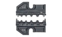 Матрицы опрессовочные и направляющие, для системных опрессовочных инструментов, KN-974930, 7422 руб., KN-974930, KNIPEX, Обжимники