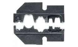 Матрицы опрессовочные и направляющие, для системных опрессовочных инструментов, KN-974935, 0 руб., KN-974935, KNIPEX, Обжимники
