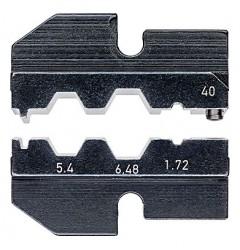 Матрицы опрессовочные и направляющие, для системных опрессовочных инструментов, KN-974940, 10763 руб., KN-974940, KNIPEX, Обжимники