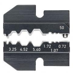 Матрицы опрессовочные и направляющие, для системных опрессовочных инструментов, KN-974950, 12675 руб., KN-974950, KNIPEX, Обжимники