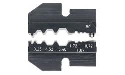 Матрицы опрессовочные и направляющие, для системных опрессовочных инструментов, KN-974950, 14702 руб., KN-974950, KNIPEX, Обжимники