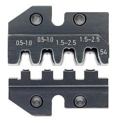 Матрицы опрессовочные и направляющие, для системных опрессовочных инструментов, KN-974954, 15480 руб., KN-974954, KNIPEX, Обжимники