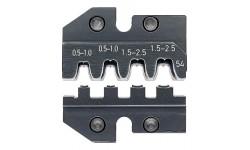 Матрицы опрессовочные и направляющие, для системных опрессовочных инструментов, KN-974954, 17957 руб., KN-974954, KNIPEX, Обжимники