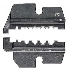 Матрицы опрессовочные и направляющие, для системных опрессовочных инструментов, KN-974960, 16164 руб., KN-974960, KNIPEX, Обжимники
