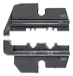 Матрицы опрессовочные и направляющие, для системных опрессовочных инструментов, KN-974964, 22310 руб., KN-974964, KNIPEX, Обжимники