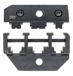 Матрицы опрессовочные и направляющие, для системных опрессовочных инструментов, KN-974974, 16488 руб., KN-974974, KNIPEX, Обжимники