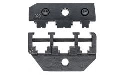Матрицы опрессовочные и направляющие, для системных опрессовочных инструментов, KN-974974, 19127 руб., KN-974974, KNIPEX, Обжимники