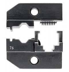 Матрицы опрессовочные и направляющие, для системных опрессовочных инструментов, KN-974976, 23302 руб., KN-974976, KNIPEX, Обжимники