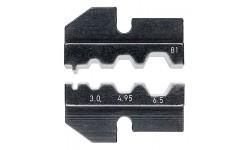 Матрицы опрессовочные и направляющие, для системных опрессовочных инструментов, KN-974981, 19893 руб., KN-974981, KNIPEX, Обжимники