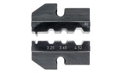 Матрицы опрессовочные и направляющие, для системных опрессовочных инструментов, KN-974982, 19893 руб., KN-974982, KNIPEX, Обжимники