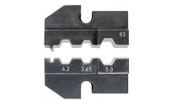 Матрицы опрессовочные и направляющие, для системных опрессовочных инструментов, KN-974983, 23416 руб., KN-974983, KNIPEX, Обжимники