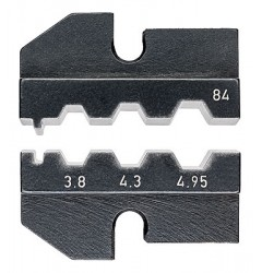 Матрицы опрессовочные и направляющие, для системных опрессовочных инструментов, KN-974984, 16896 руб., KN-974984, KNIPEX, Обжимники
