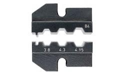 Матрицы опрессовочные и направляющие, для системных опрессовочных инструментов, KN-974984, 19604 руб., KN-974984, KNIPEX, Обжимники