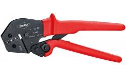 Инструмент для опрессовки рычажный 97 52 05, KN-975205, 18196 руб., KN-975205, KNIPEX, Обжимники
