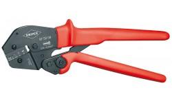 Инструмент для опрессовки рычажный 97 52 08, KN-975208, 15389 руб., KN-975208, KNIPEX, Обжимники