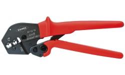 Инструмент для опрессовки рычажный 97 52 19, KN-975219, 19654 руб., KN-975219, KNIPEX, Обжимники