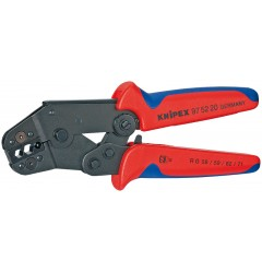 Инструмент для опрессовки рычажный 97 52 20, KN-975220, 17502 руб., KN-975220, KNIPEX, Обжимники