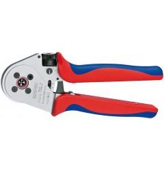 Инструмент для тетрагональной опрессовки контактов 97 52 65, KN-975265, 73279 руб., KN-975265, KNIPEX, Обжимники